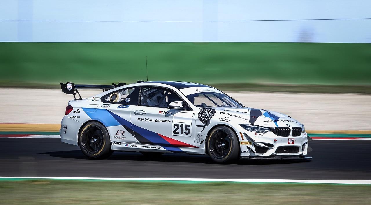 Campionato Italiano Gran Turismo 2020 Alex Zanardi