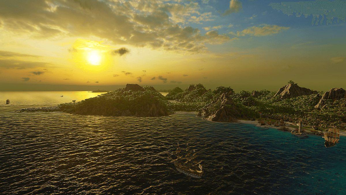 Un tranquillo viaggio nei caraibi del 17° secolo con Port Royale 4 thumbnail