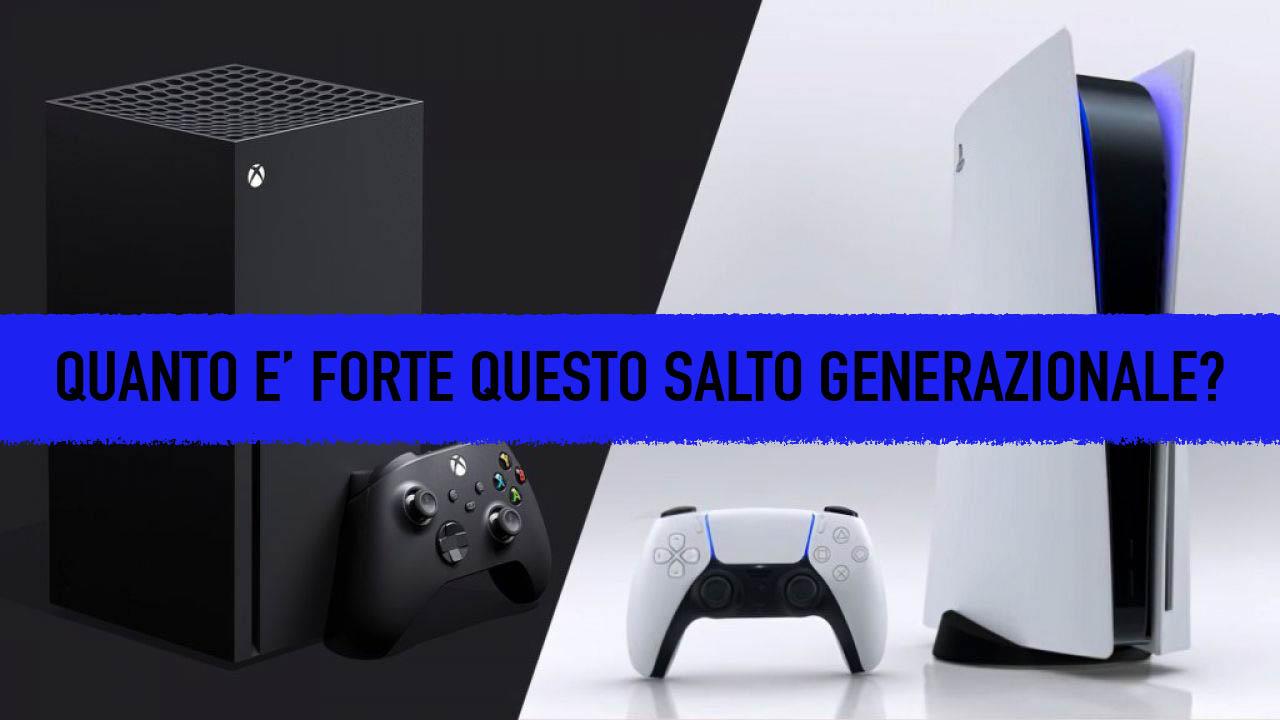 Il salto generazionale di PS5 e Xbox Series X si sente davvero? thumbnail