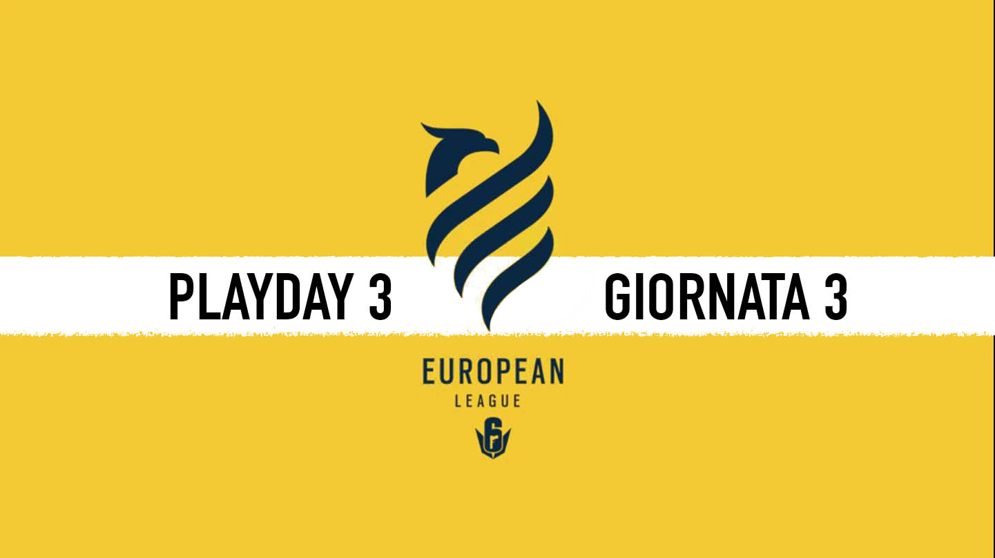 Rainbow Six European League: recap terza giornata thumbnail