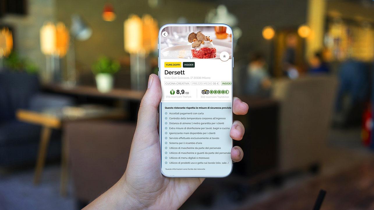 Come scoprire se il ristorante rispetta le norme anti-COVID thumbnail
