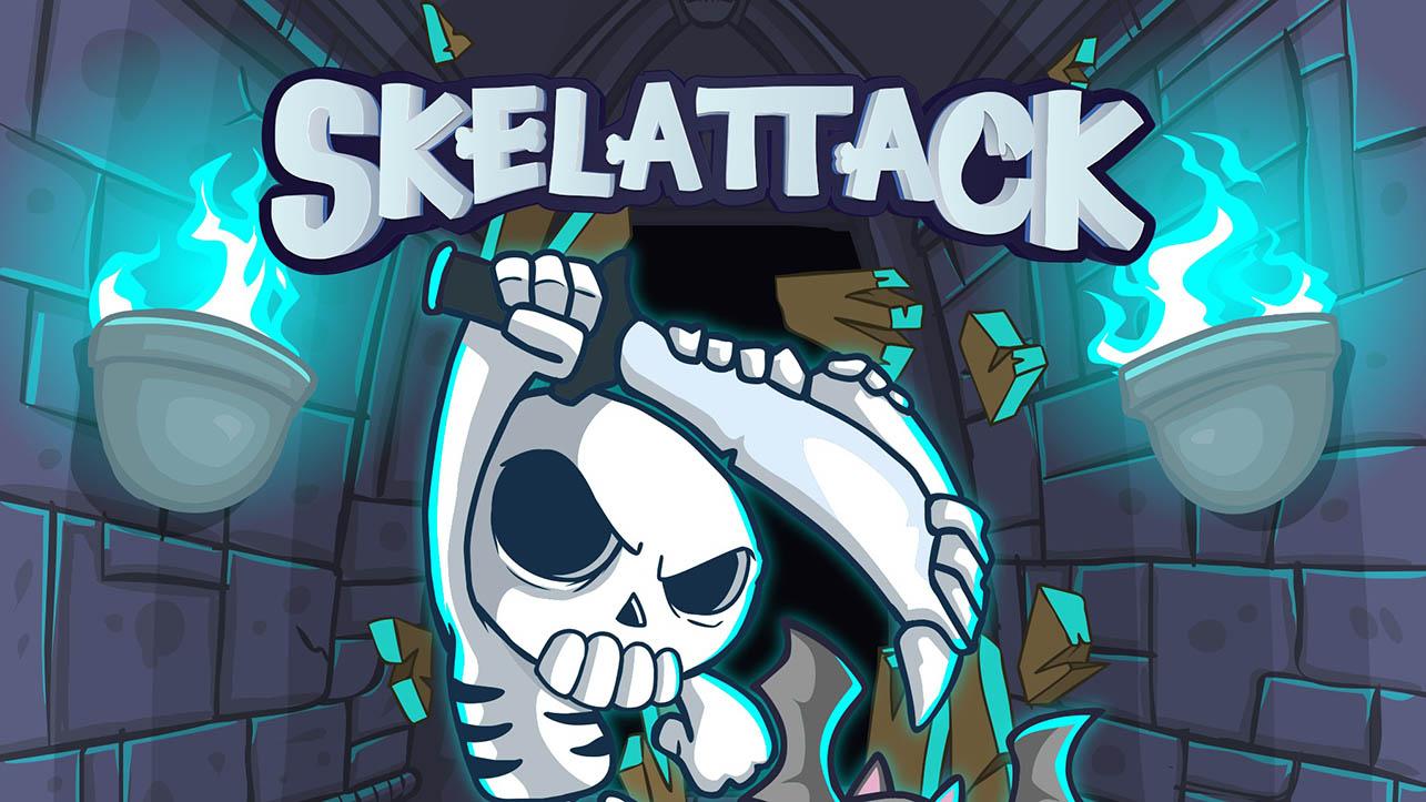 Skelattack si mostra nel nuovo trailer di lancio thumbnail