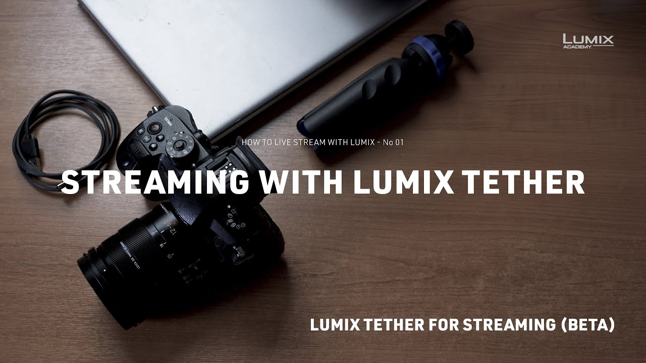 Smart working: usare la Panasonic come webcam con Lumix Tether thumbnail
