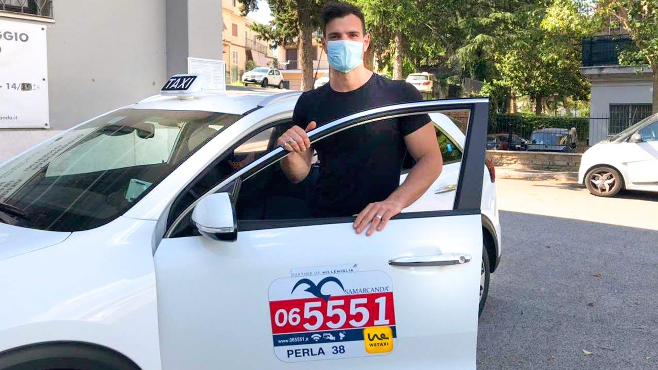 Più sicurezza per gli autisti di taxi thumbnail
