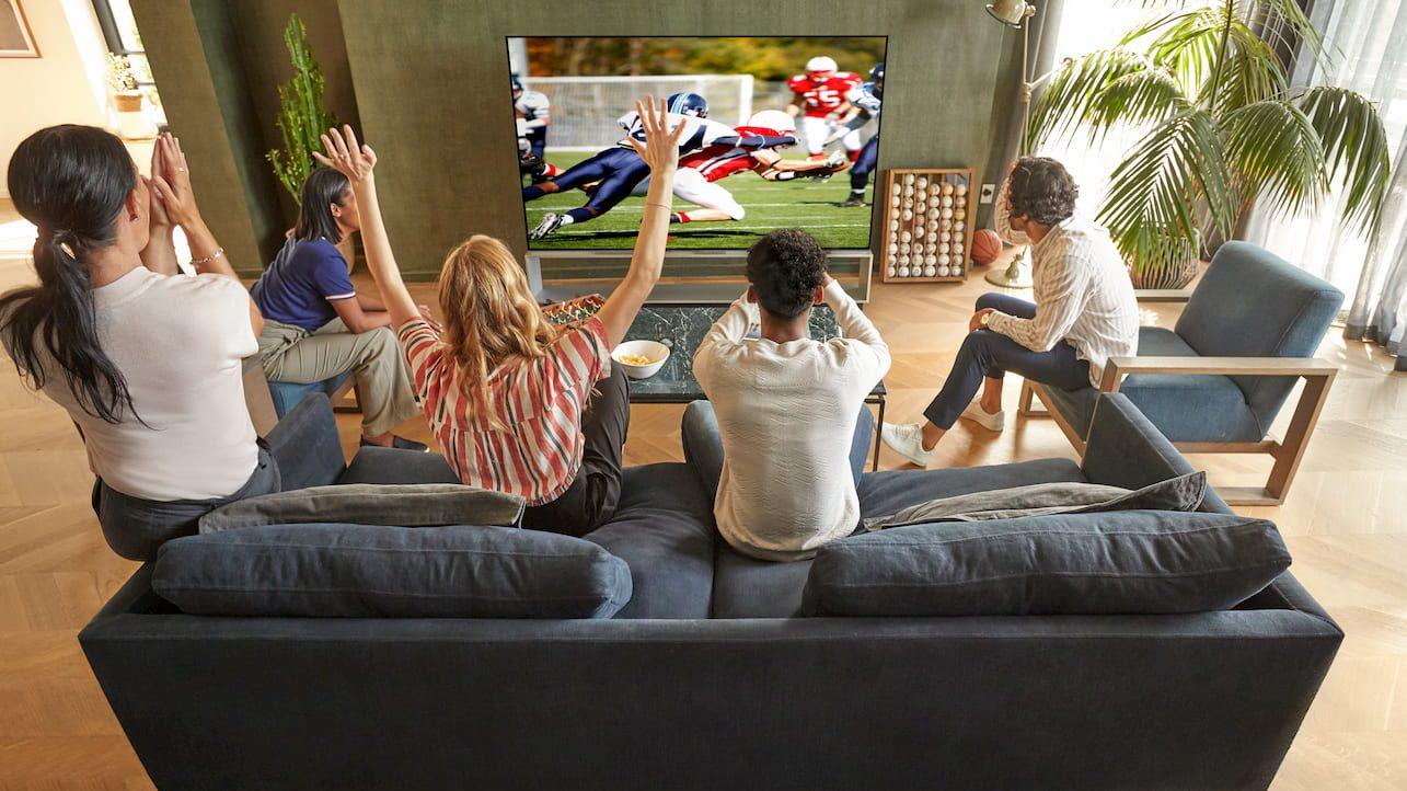 La televisione è ancora nel cuore degli italiani thumbnail