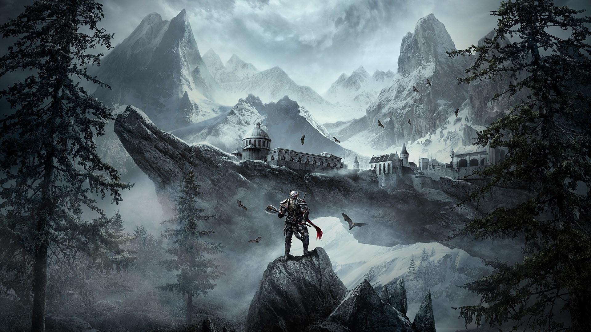 Si ritorna a Skyrim con The Elder Scrolls Online thumbnail