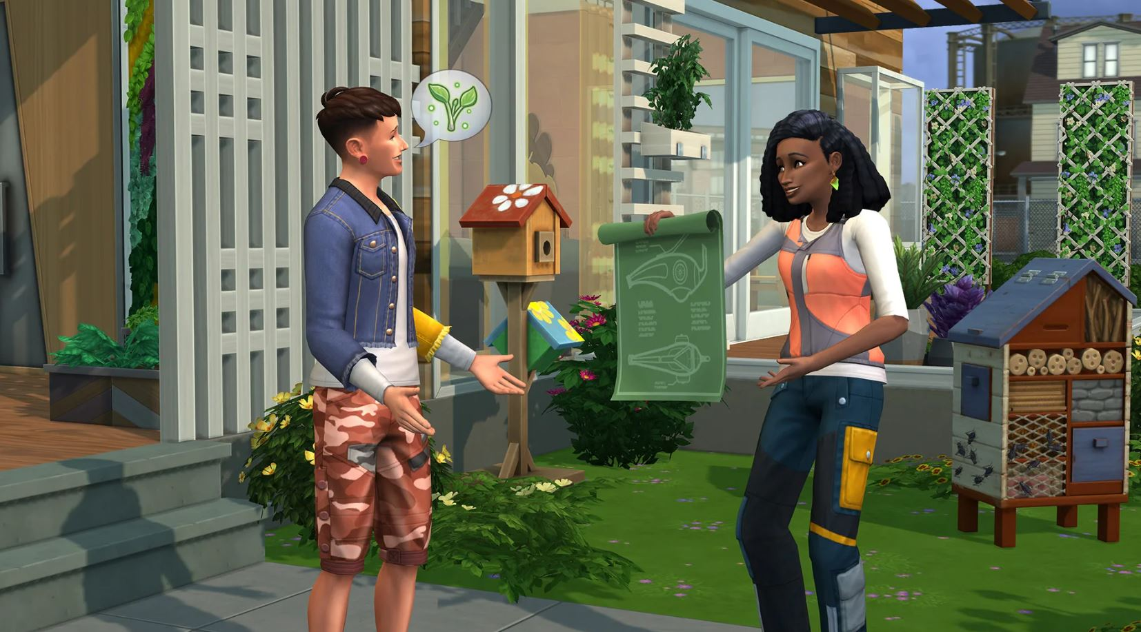 The Sims 4 Vita Ecologica è ora disponibile thumbnail