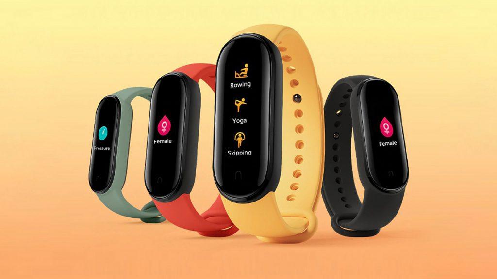 xiaomi mi band 5 migliori smartwatch fitness
