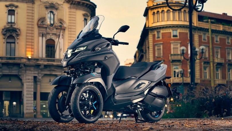 Il nuovo Yamaha Tricity 300 è disponibile nei concessionari thumbnail