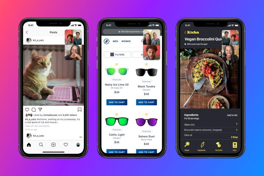 Facebook Messenger, la condivisione dello schermo arriva su mobile thumbnail