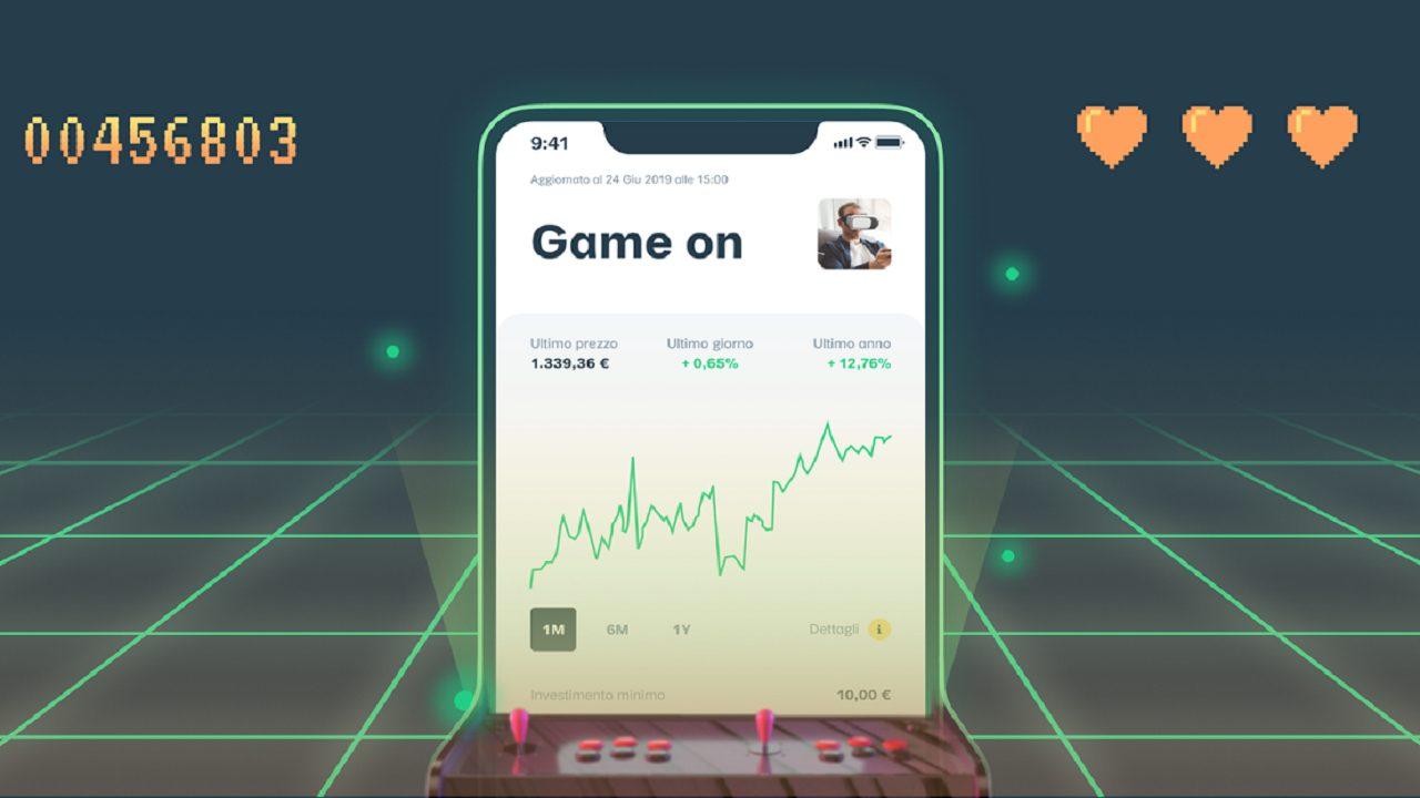 Arriva Game On, un prodotto di investimento dedicato al gaming thumbnail