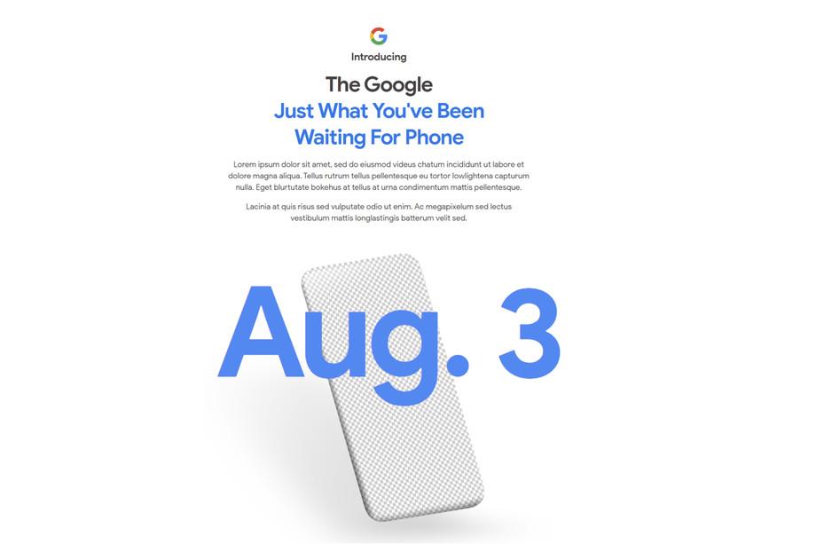 Pixel 4A, Google annuncia il lancio per il prossimo 3 Agosto thumbnail