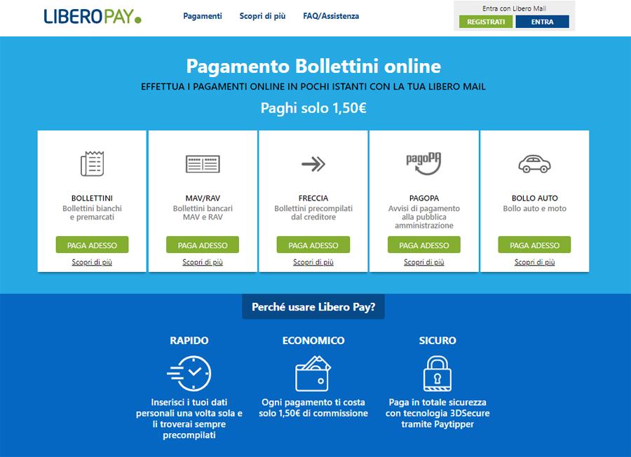 Libero Pay, i pagamenti diventano più semplici con la Libero Mail thumbnail