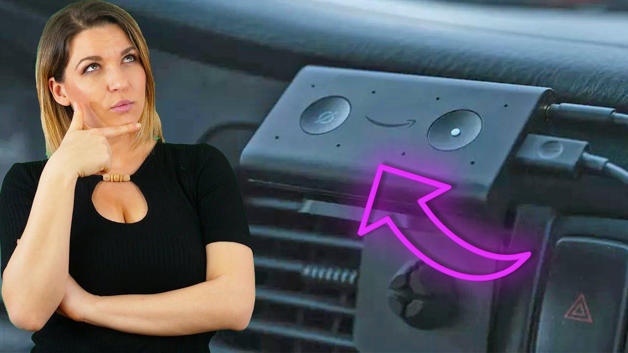 Recensione Amazon Echo Auto: è davvero utile? thumbnail
