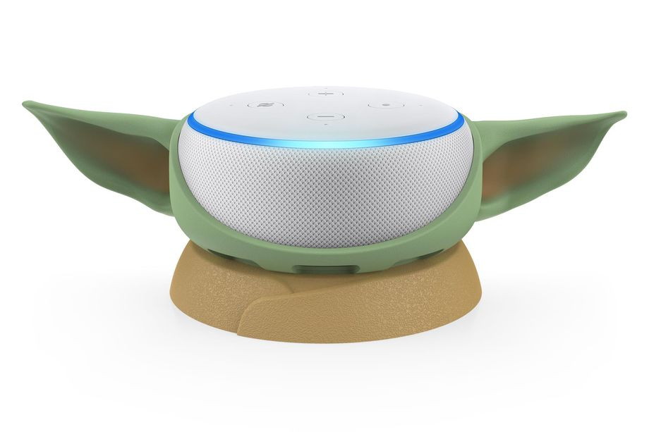 L'Amazon Echo Dot si trasforma in Baby Yoda thumbnail