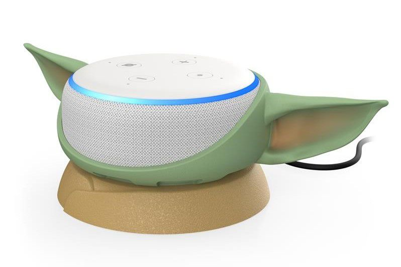 Amazon Echo Dot Baby Yoda