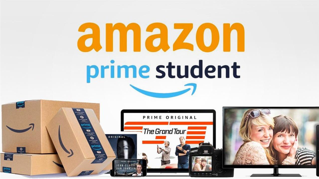 Amazon Prime Student regala 10 euro ai nuovi iscritti thumbnail