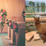 Animal Crossing ZOOM Torino Alpaca Merino