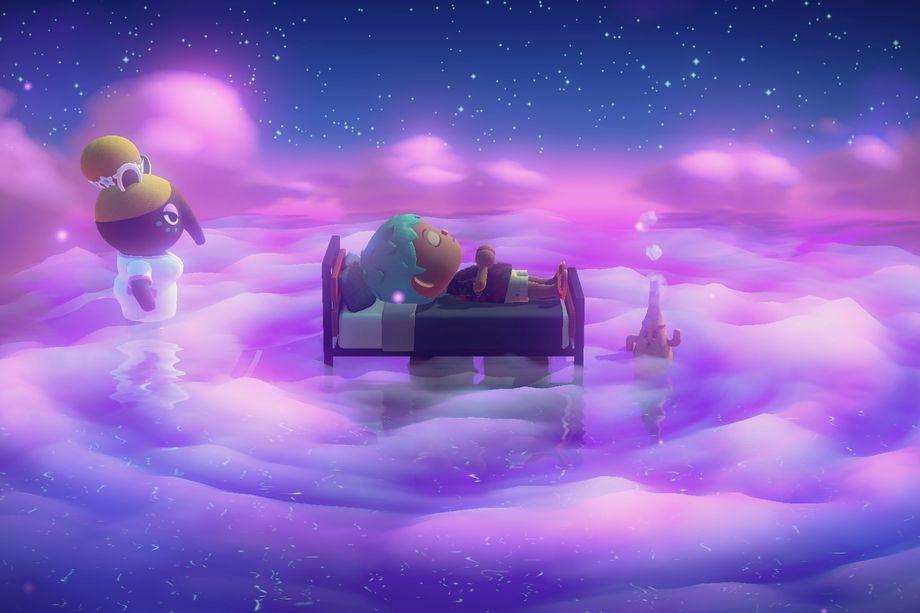 Animal Crossing, aggiornamento estivo: in arrivo sogni e backup thumbnail
