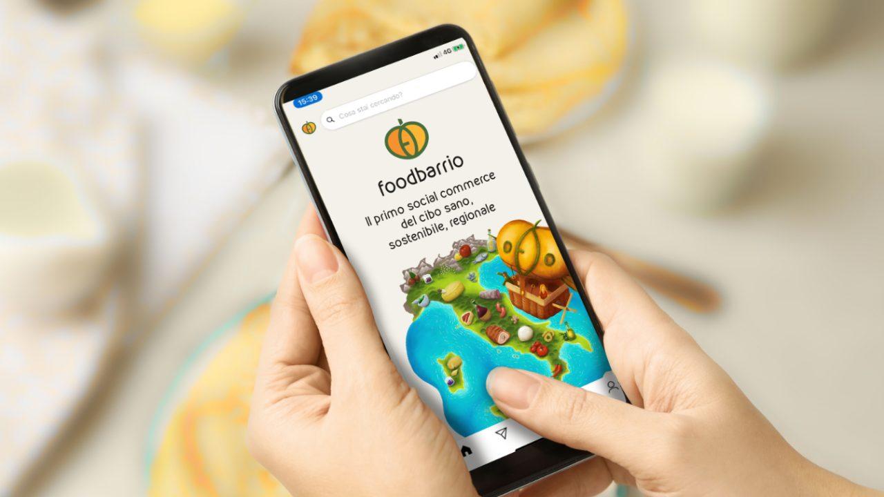 Foodbarrio è la nuova app per le eccellenze gastronomiche italiane thumbnail