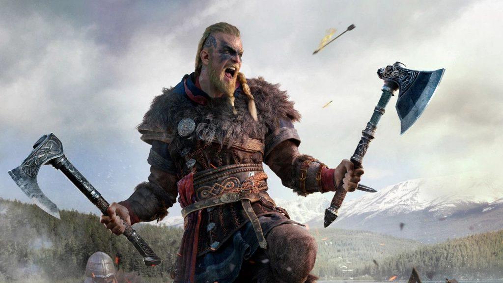 Assassin'a Creed Valhallha