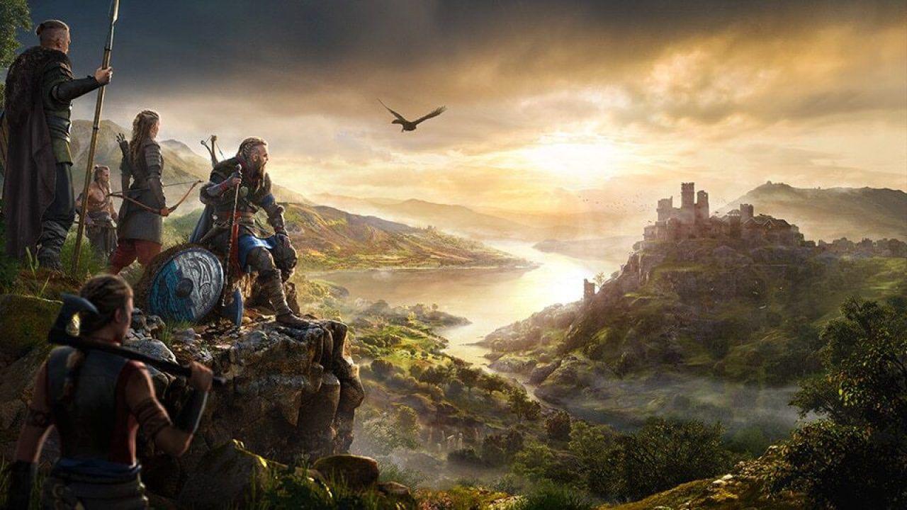 Assassin's Creed Valhalla, il tema principale apre l'EP The Ravens Saga thumbnail