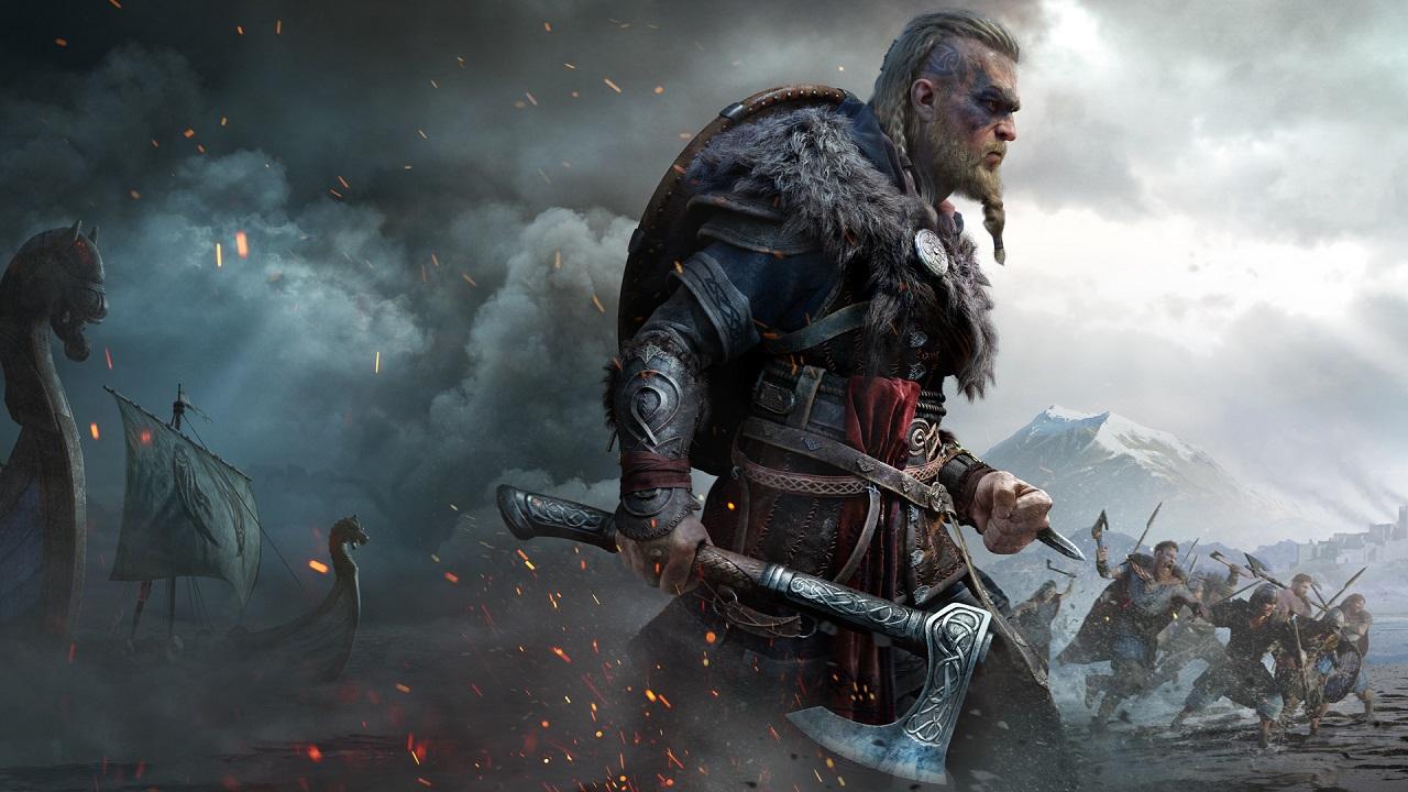 Tutta la libertà del protagonista di Assassin's Creed Valhalla thumbnail