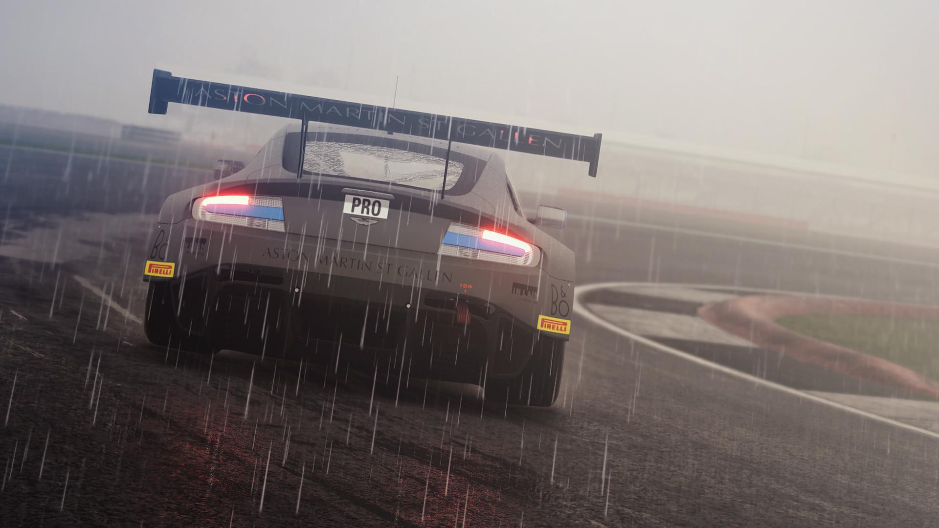 Assetto Corsa pioggia