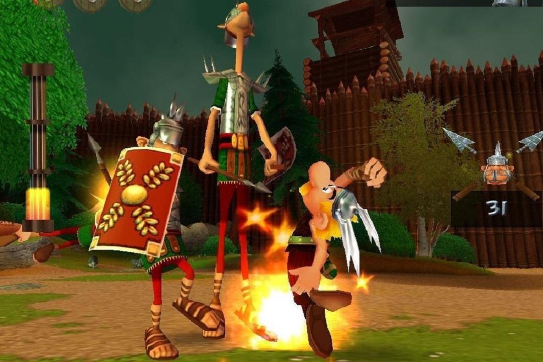 Asterix e Obelix XXL Romastered annunciato ufficialmente thumbnail