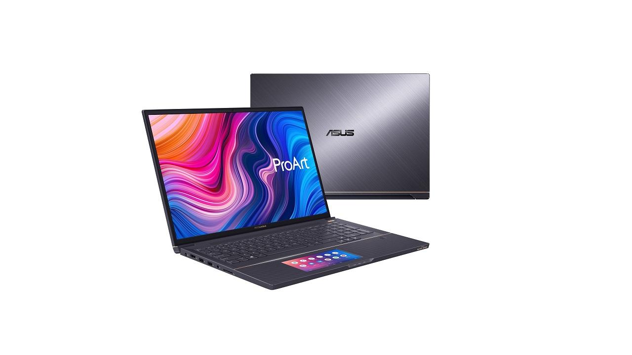 ASUS porta in Italia i nuovi laptop ProArt StudioBook thumbnail
