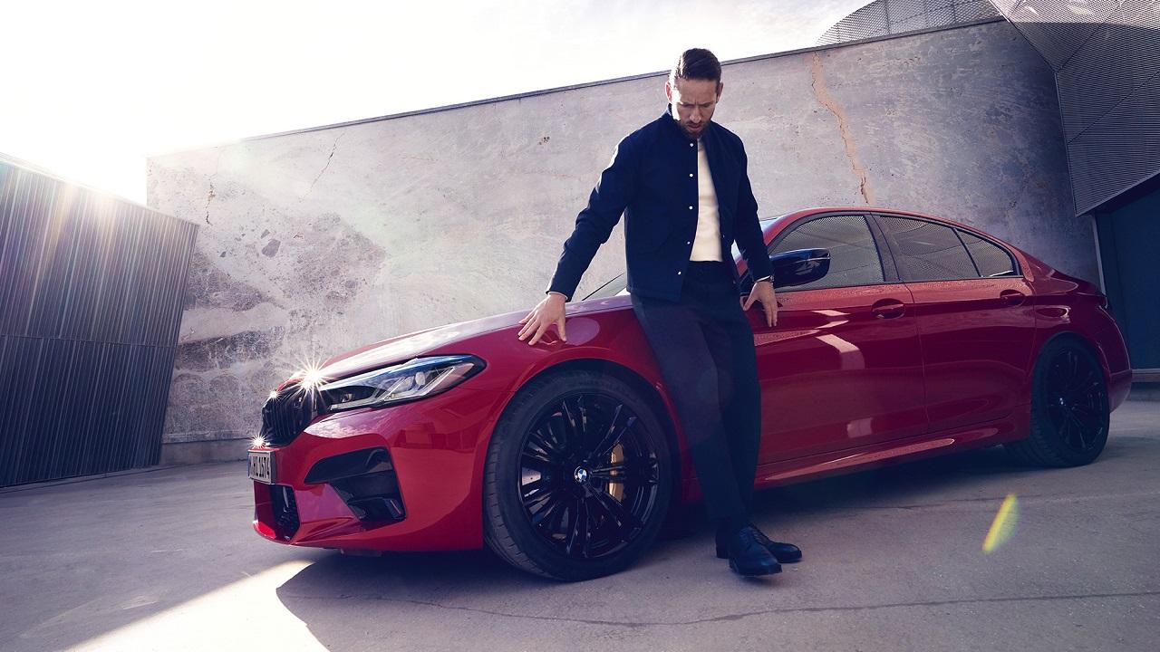Ecco la nuova BMW M5 Competition thumbnail