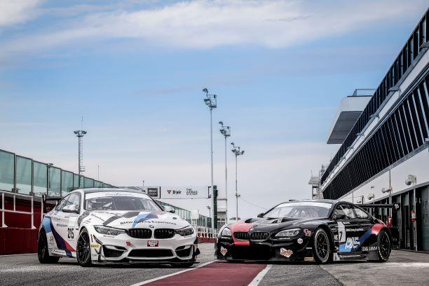 BMW Team Italia Gran turismo 2020