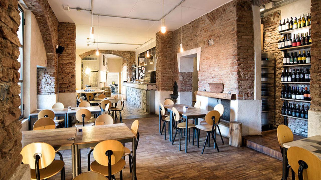 Cafè Gorille locale