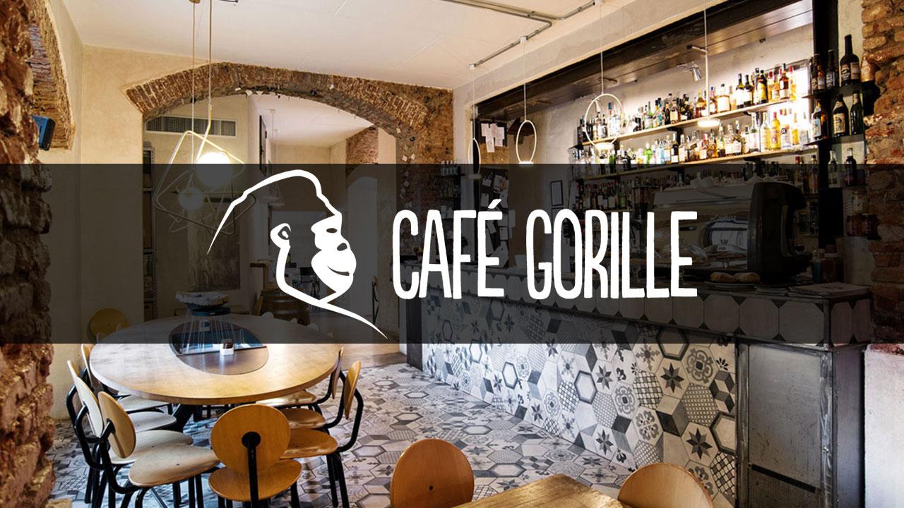 Cafè Gorille: nel cuore dell'Isola | #PassamiIlLink thumbnail