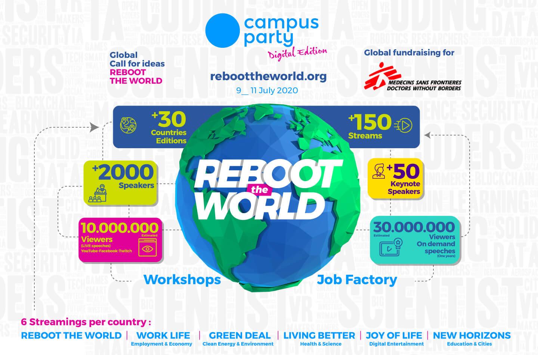 Campus Party Digital Edition, il cambiamento inizia da voi thumbnail