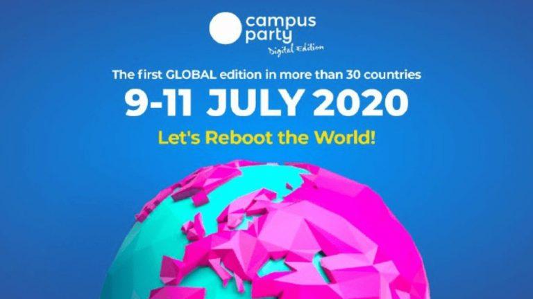campus party digital edition 2020