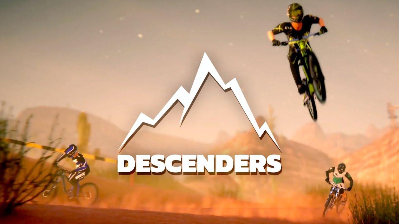 Descenders arriva su PlayStation 4 e su Nintendo Switch thumbnail