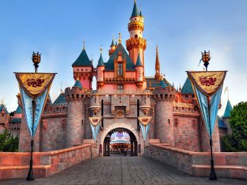 Disneyland Park California