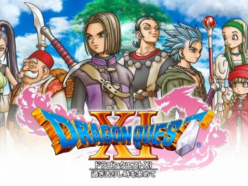 Dragon Quest XI S edizione definitiva