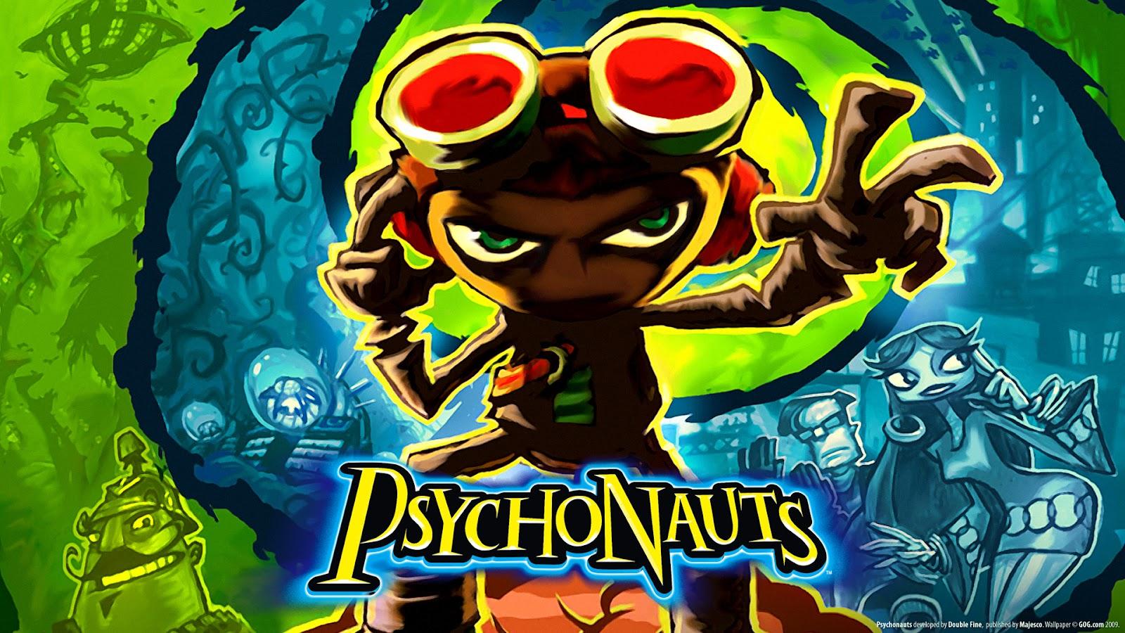 Psychonauts gratis per tutti i giocatori di Xbox One e Xbox 360 thumbnail