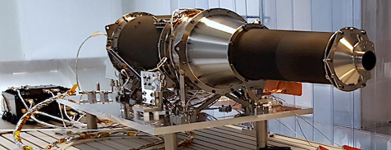 ESA Solar Orbiter Metis