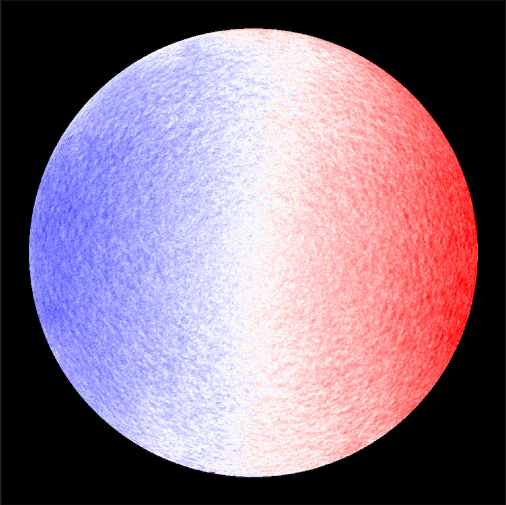 ESA Solar Orbiter campo magnetico poli