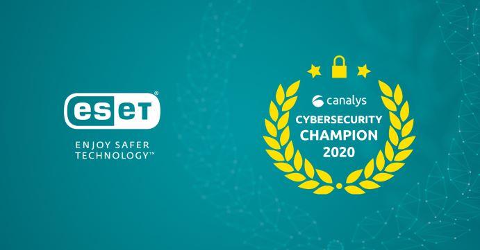 ESET si riconferma ancora una volta il 'Campione' della Cybersecurity thumbnail