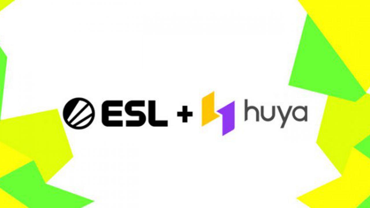 ESL e DreamHack, prolungato l'accordo con Huya thumbnail
