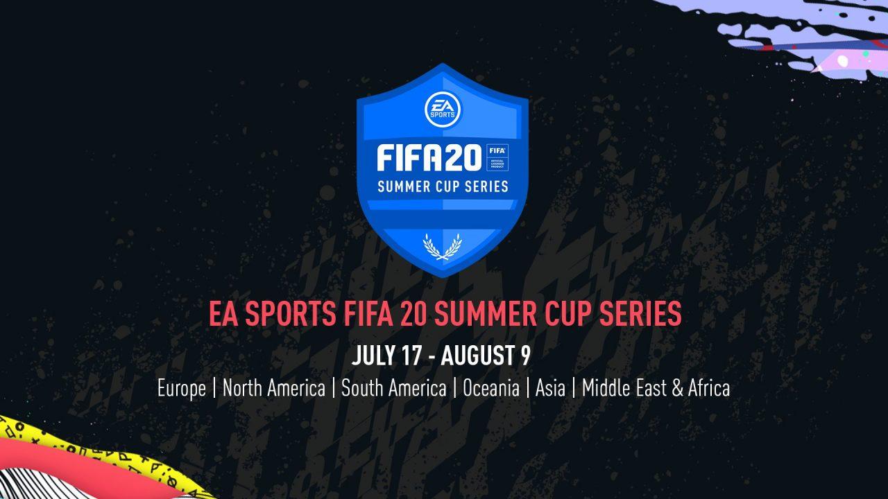 EA Sports FIFA 20 Summer Cup Series, al via dal 17 luglio thumbnail