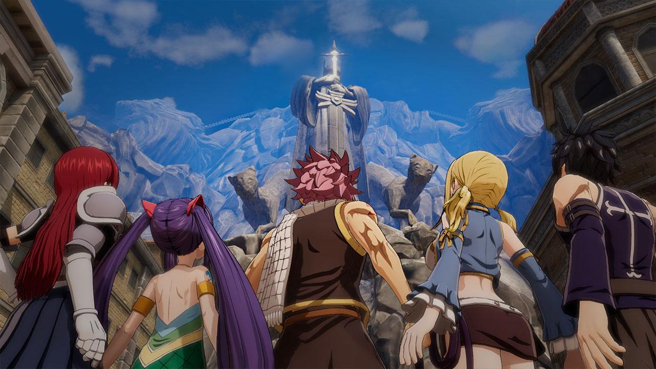 Fairy Tail recensione storia