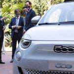 Fiat 500 elettrica presentazione