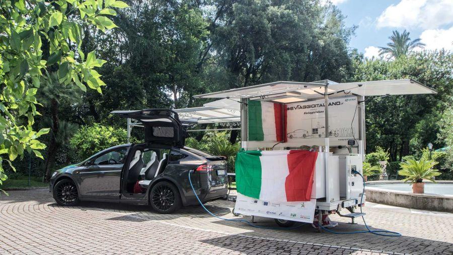 #EViaggioItaliano