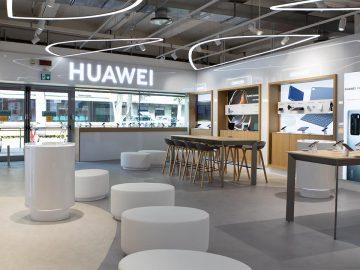 HUAWEI mediaworld tech village