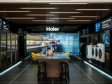Haier mediaworld tech village